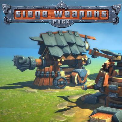 Evozon game studio siegeweaponspack img 2