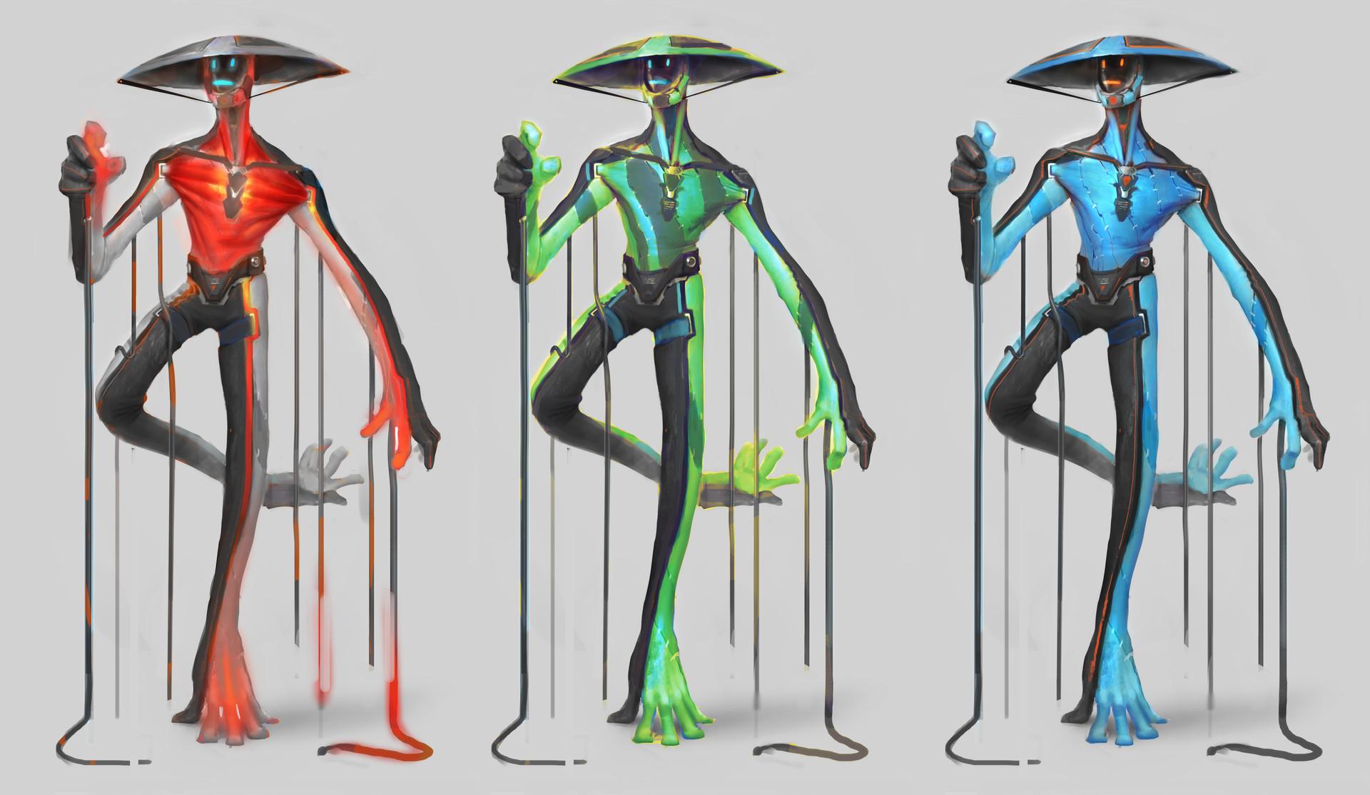 Lewis jones scarecrow v2 colour