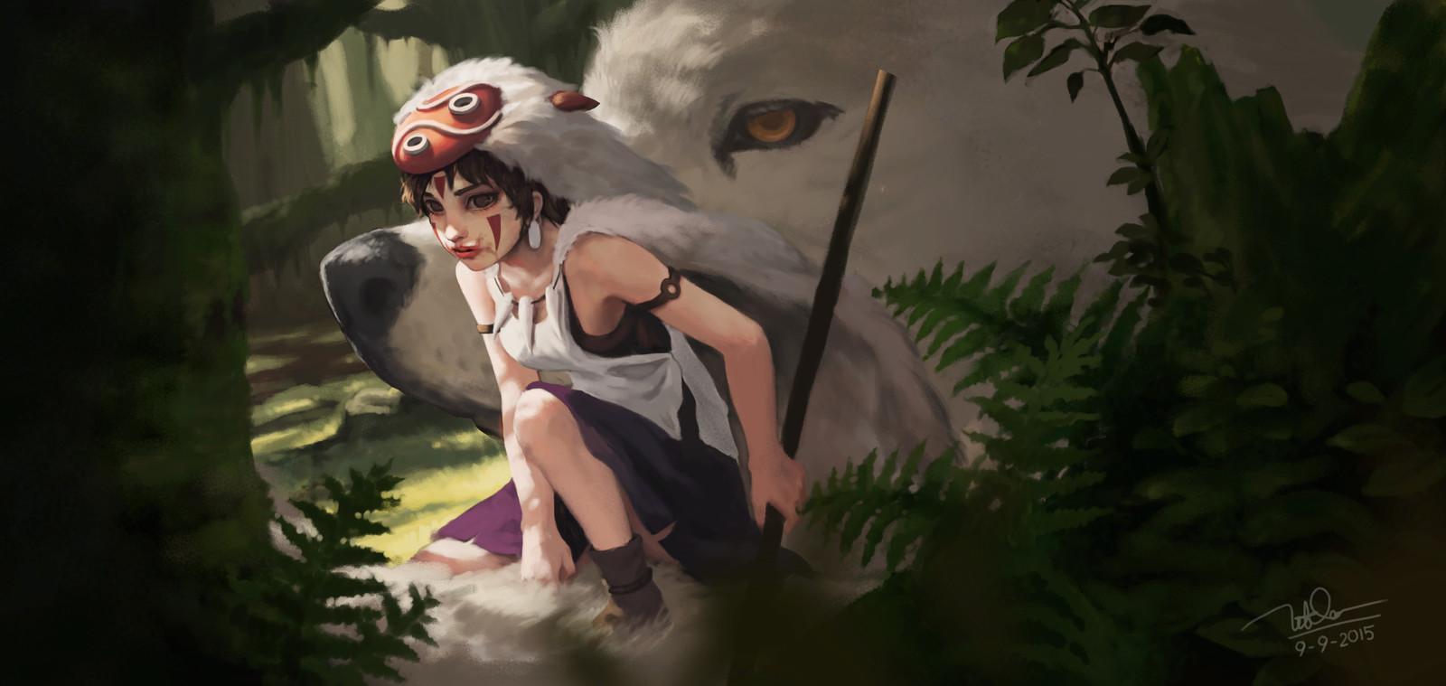 mononoke princess