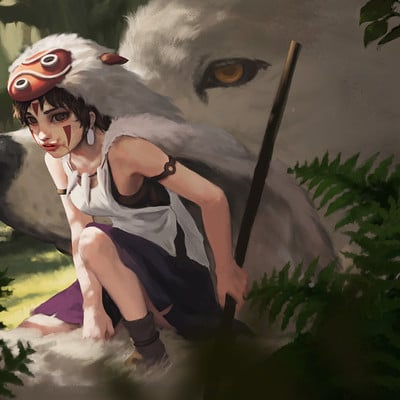 mononoke princess