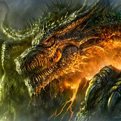 Chris scalf dragon awakens