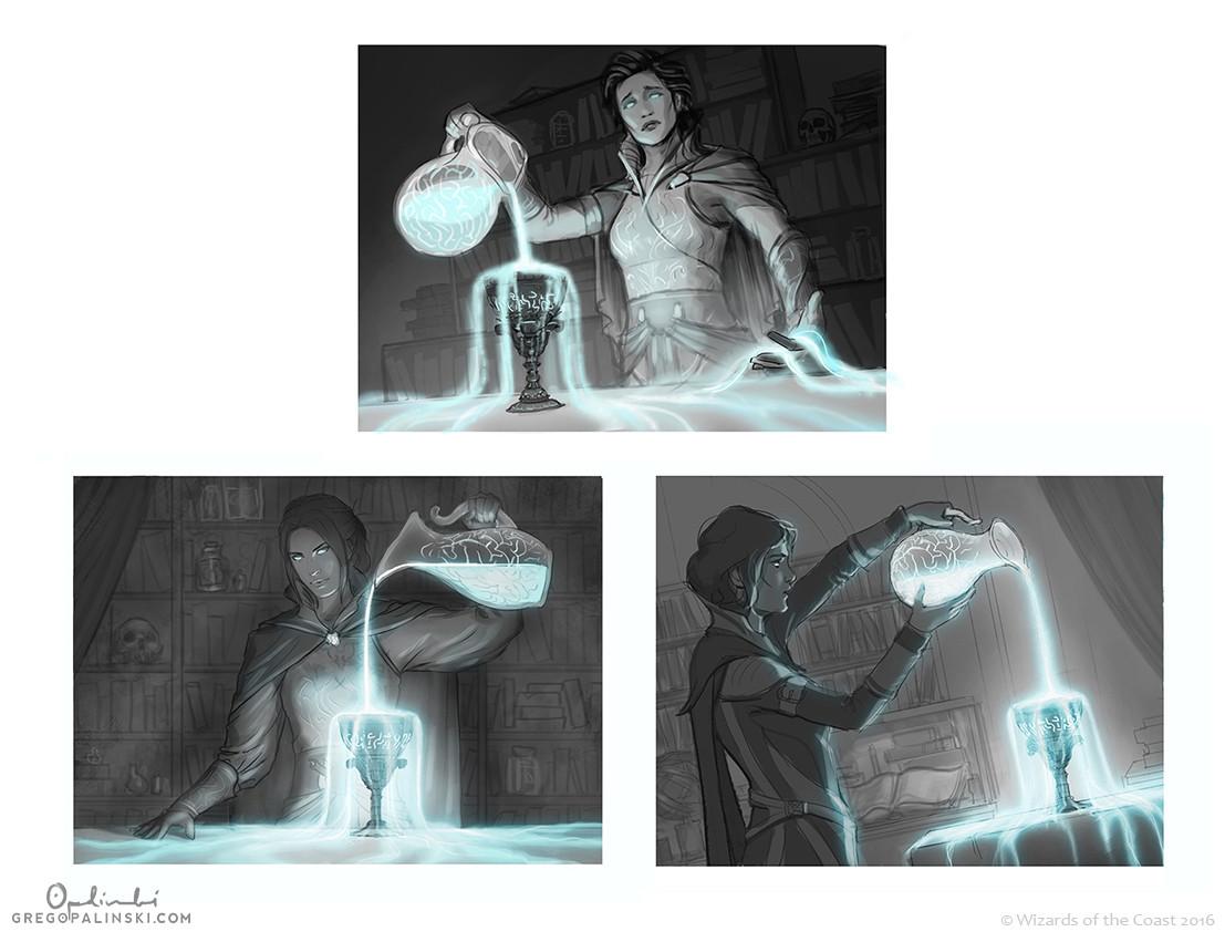 Greg opalinski sketches