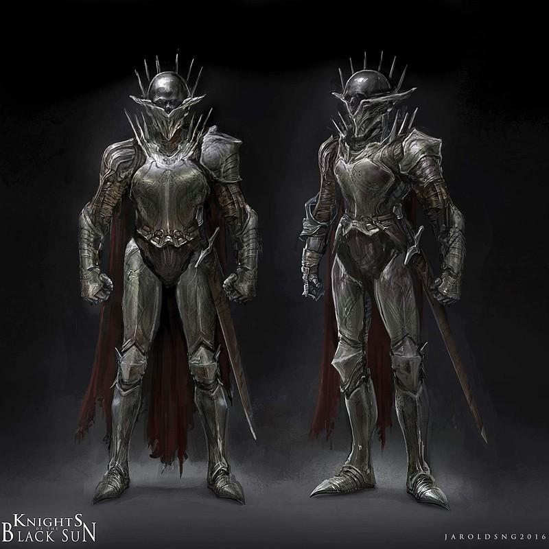 Knights of the black sun