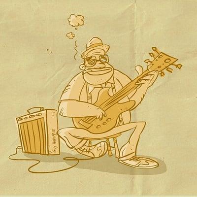 Guy harlap blues