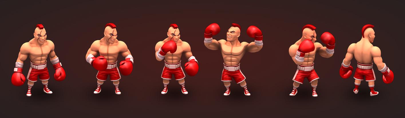 Vladimir voronov boxer01 preview 01