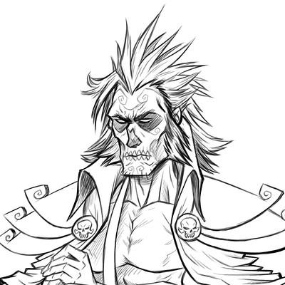 Max haig pirate king