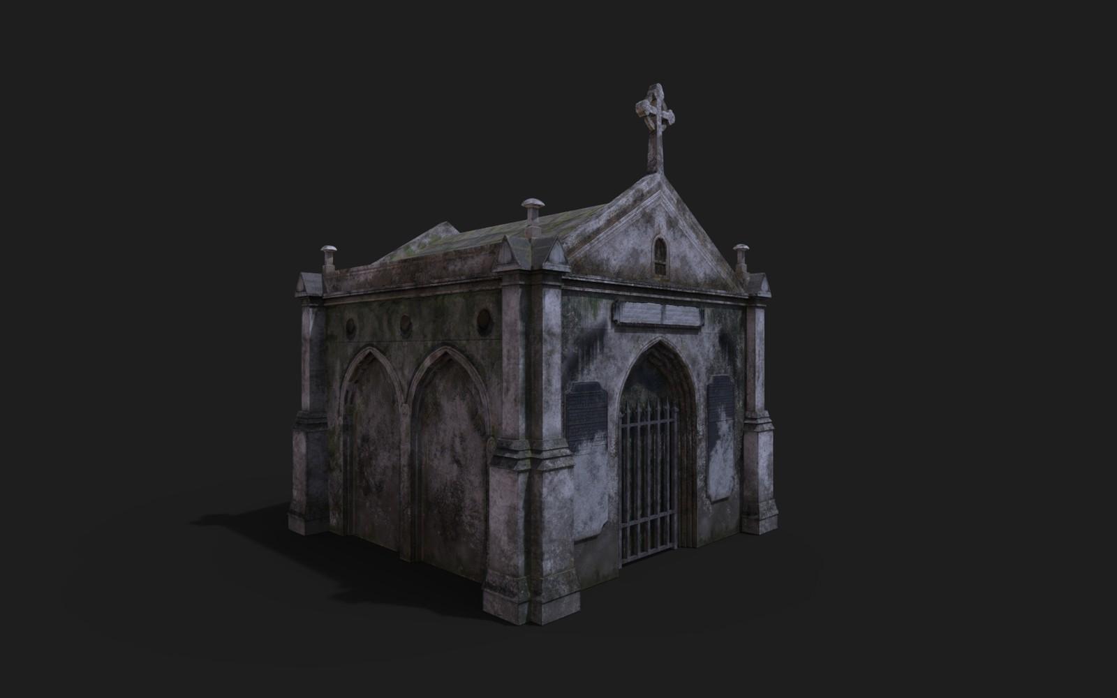 Graveyard Tomb