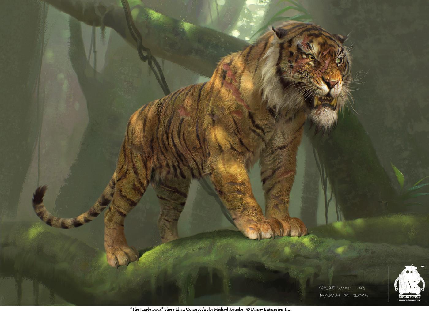 Le Livre de la Jungle [Disney - 2016] - Page 15 Michael-kutsche-shere-khan-concept-by-michael-kutsche