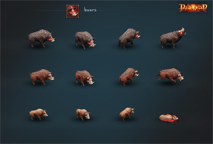 Vladimir voronov razdor boars