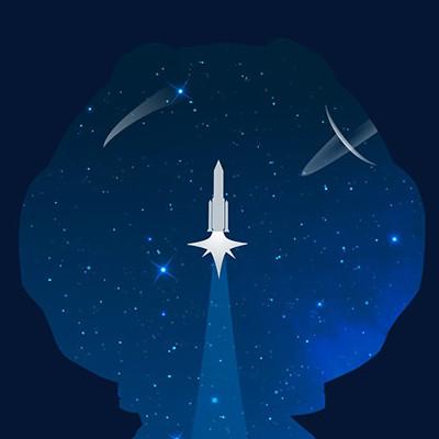 Jeff mcdowall little astronaut x667