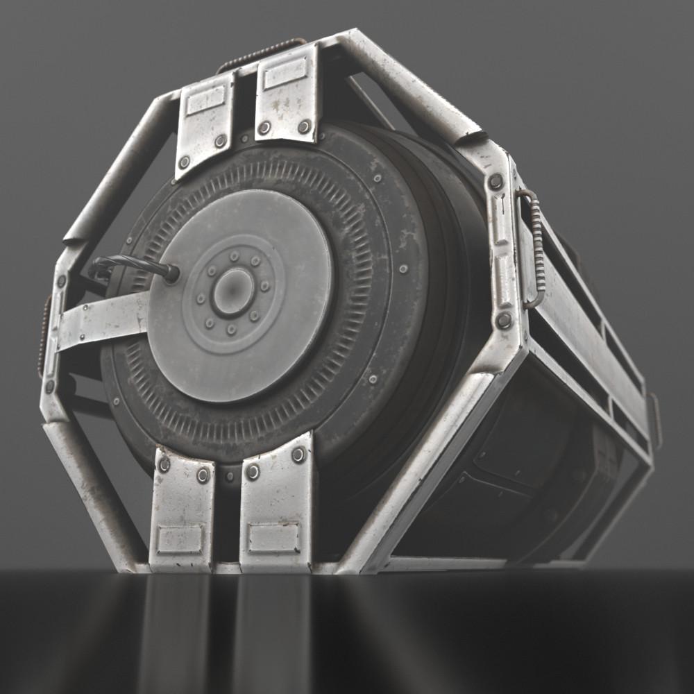 Emergency Backup Generator by 3DHaupt