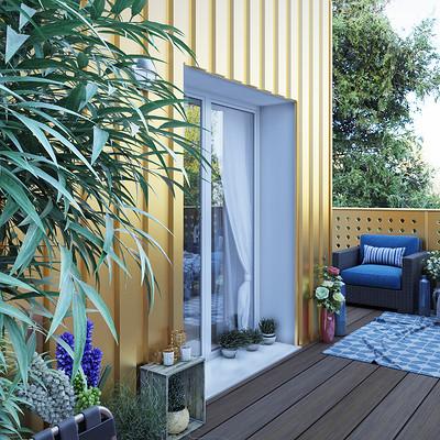 Francois bethermin b25 balcon 01