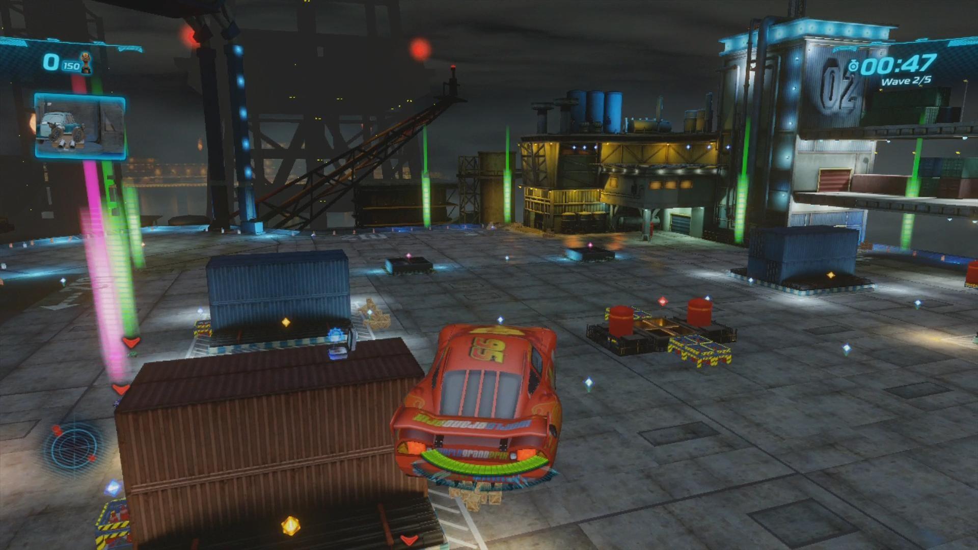Artstation Cars 2 Video Game Environment Art Jeremy Wood