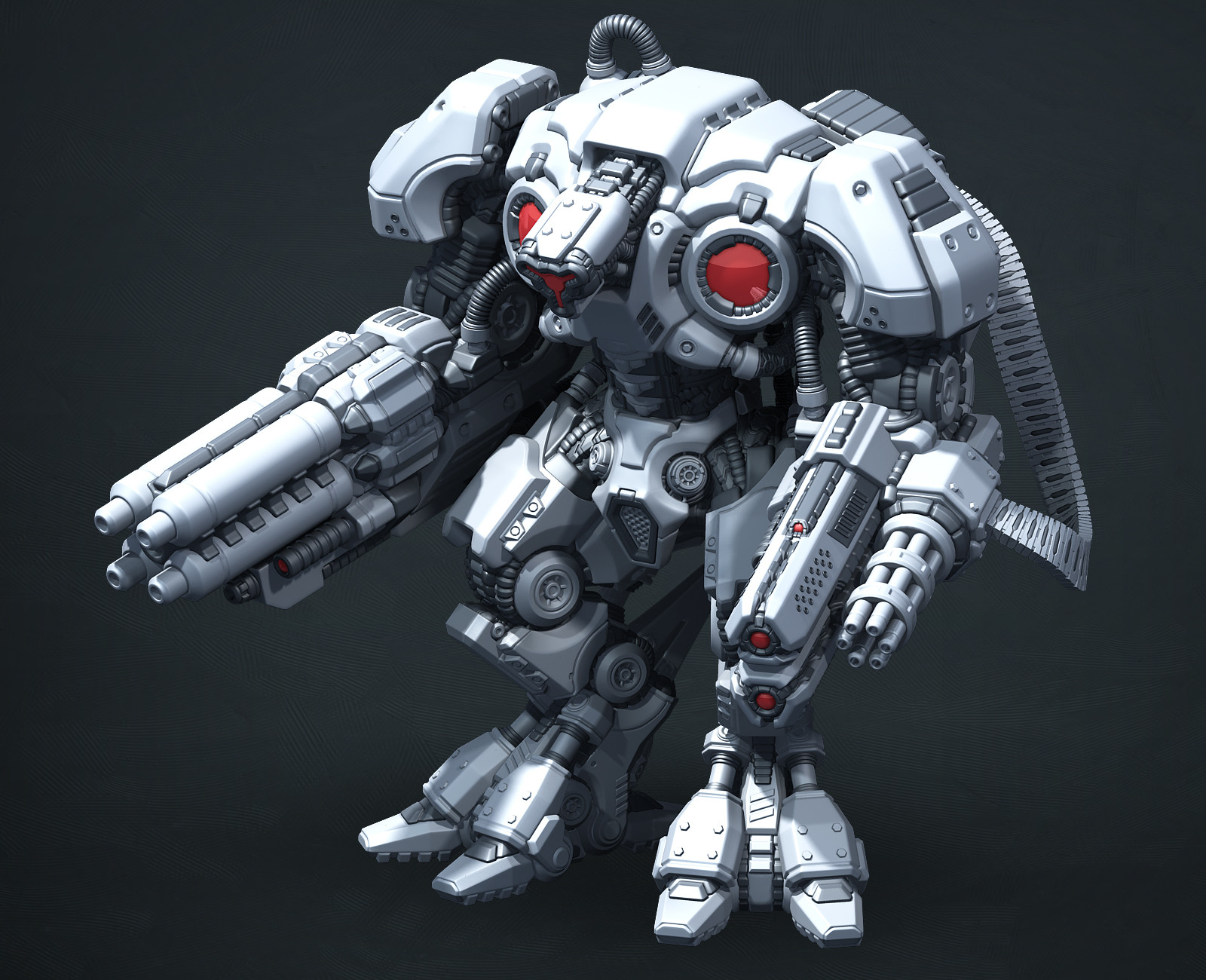Vladimir voronov warmachine highpoly02