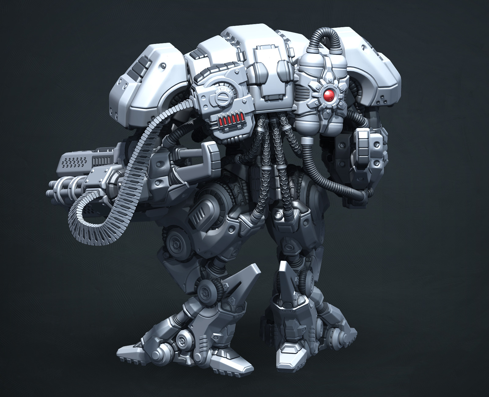 Vladimir voronov warmachine highpoly04