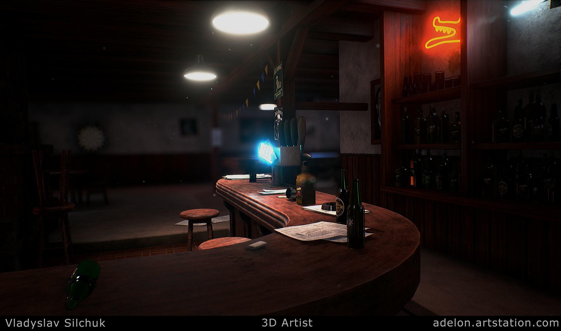 Vladyslav silchuk old pub 2 adelon