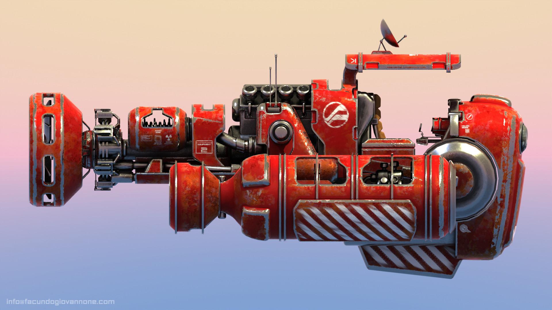 Facundo giovannone submarine 01
