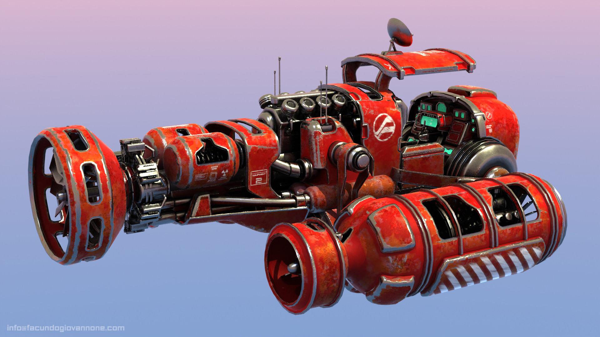 Facundo giovannone submarine 03