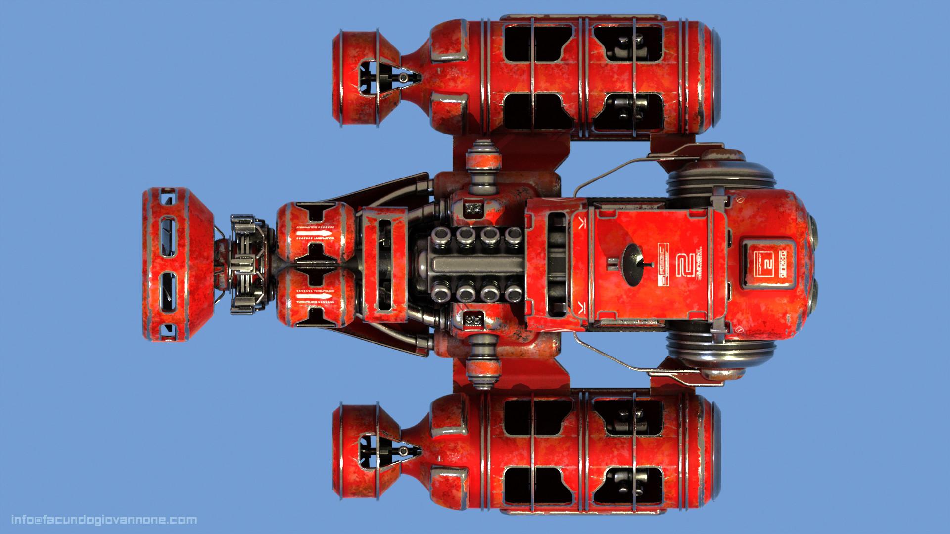 Facundo giovannone submarine 04