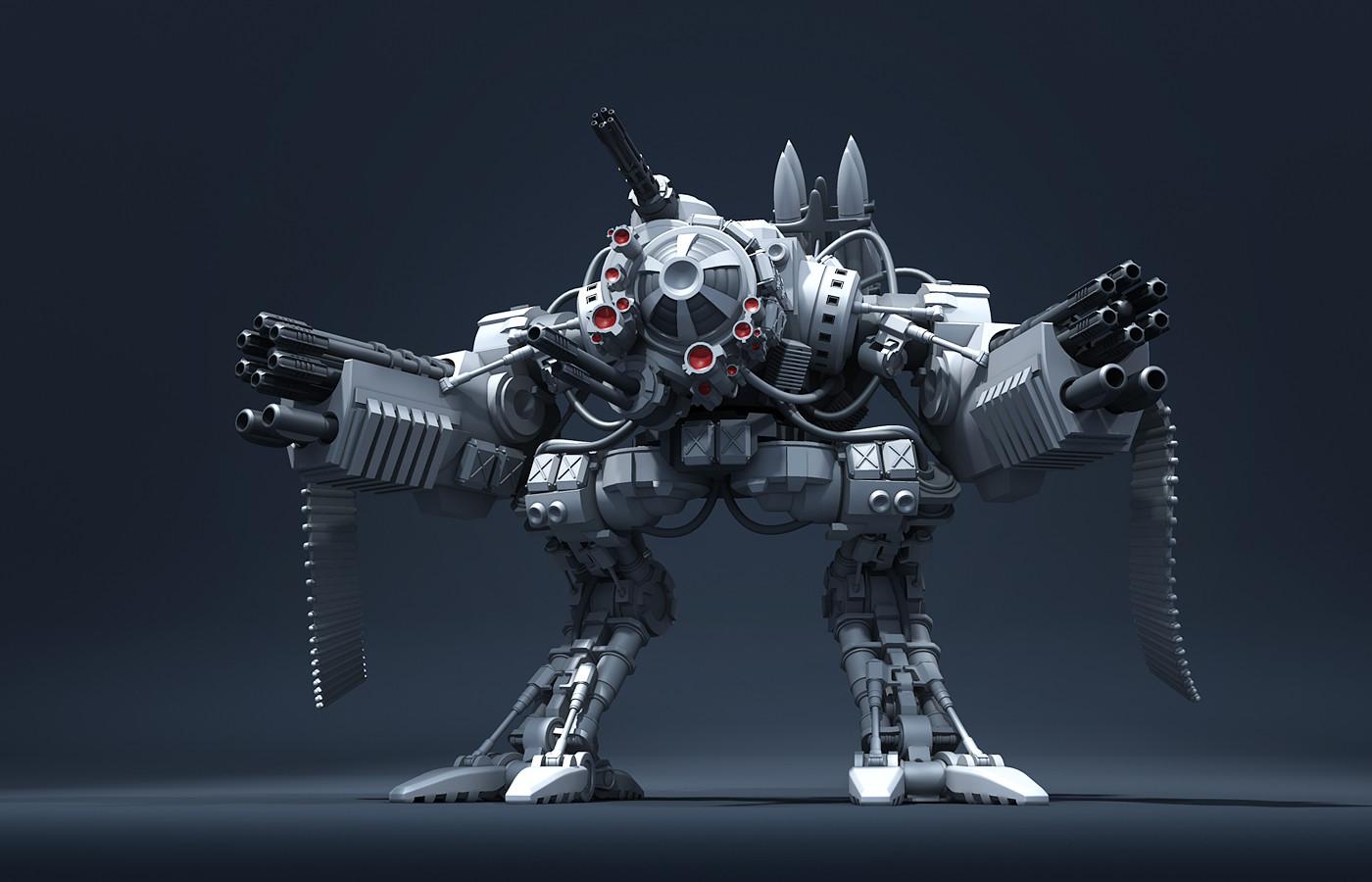 Vladimir voronov ss robot 01