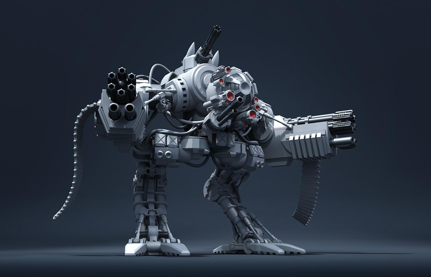 Vladimir voronov ss robot 03