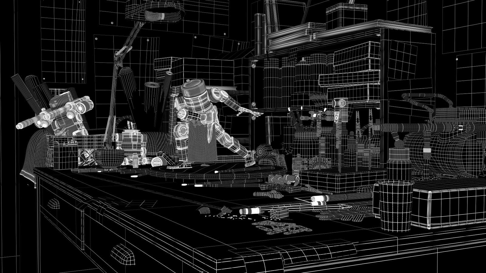 Workbench - 2014 Wireframe