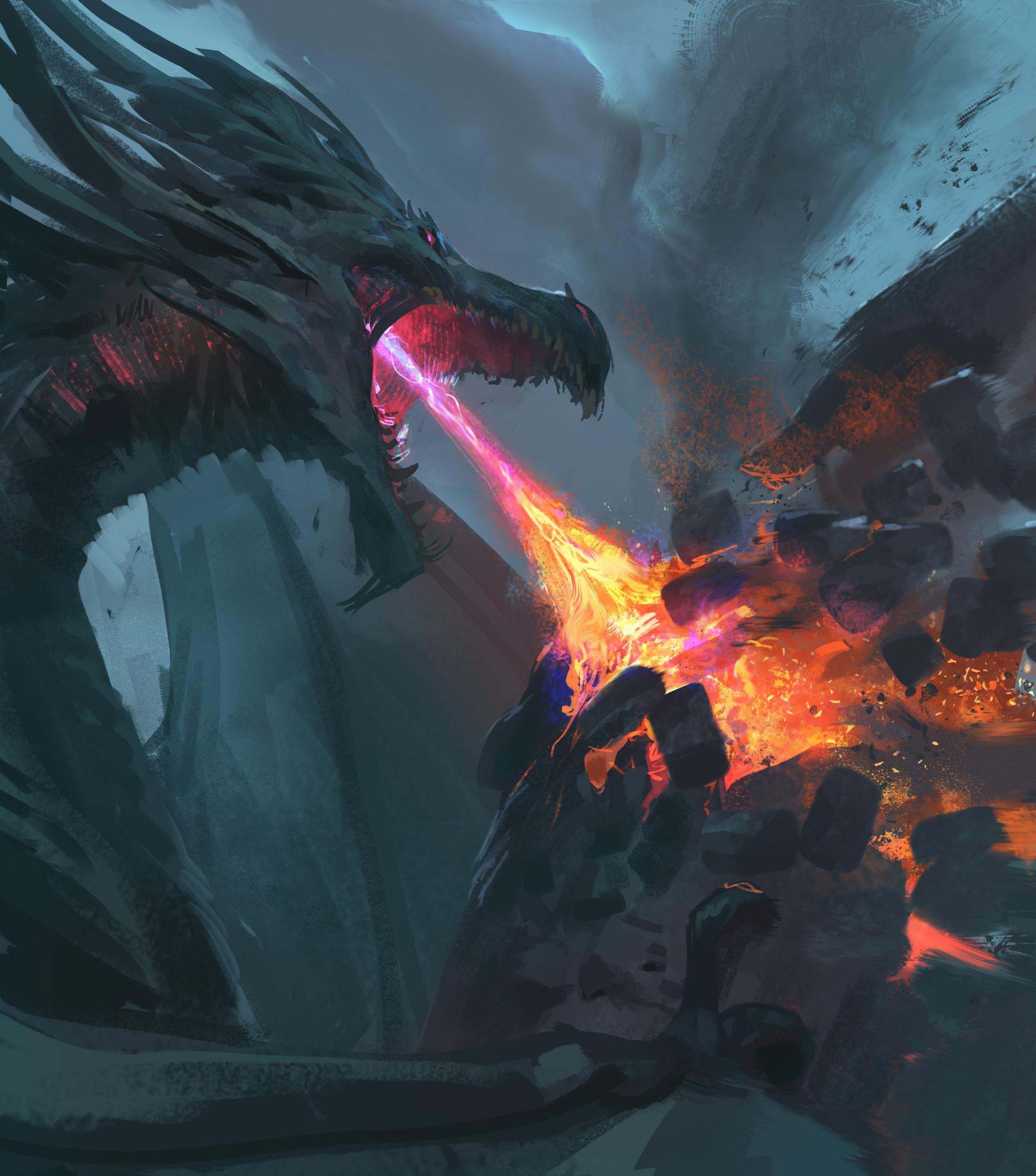 Even amundsen 130 the black jade drake