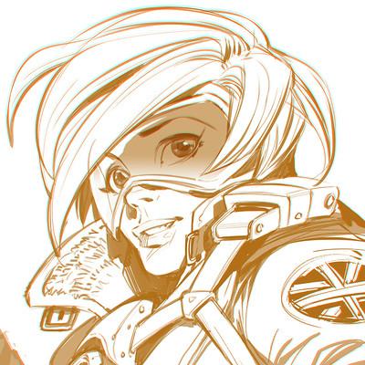 Heri irawan tracer sketch 01