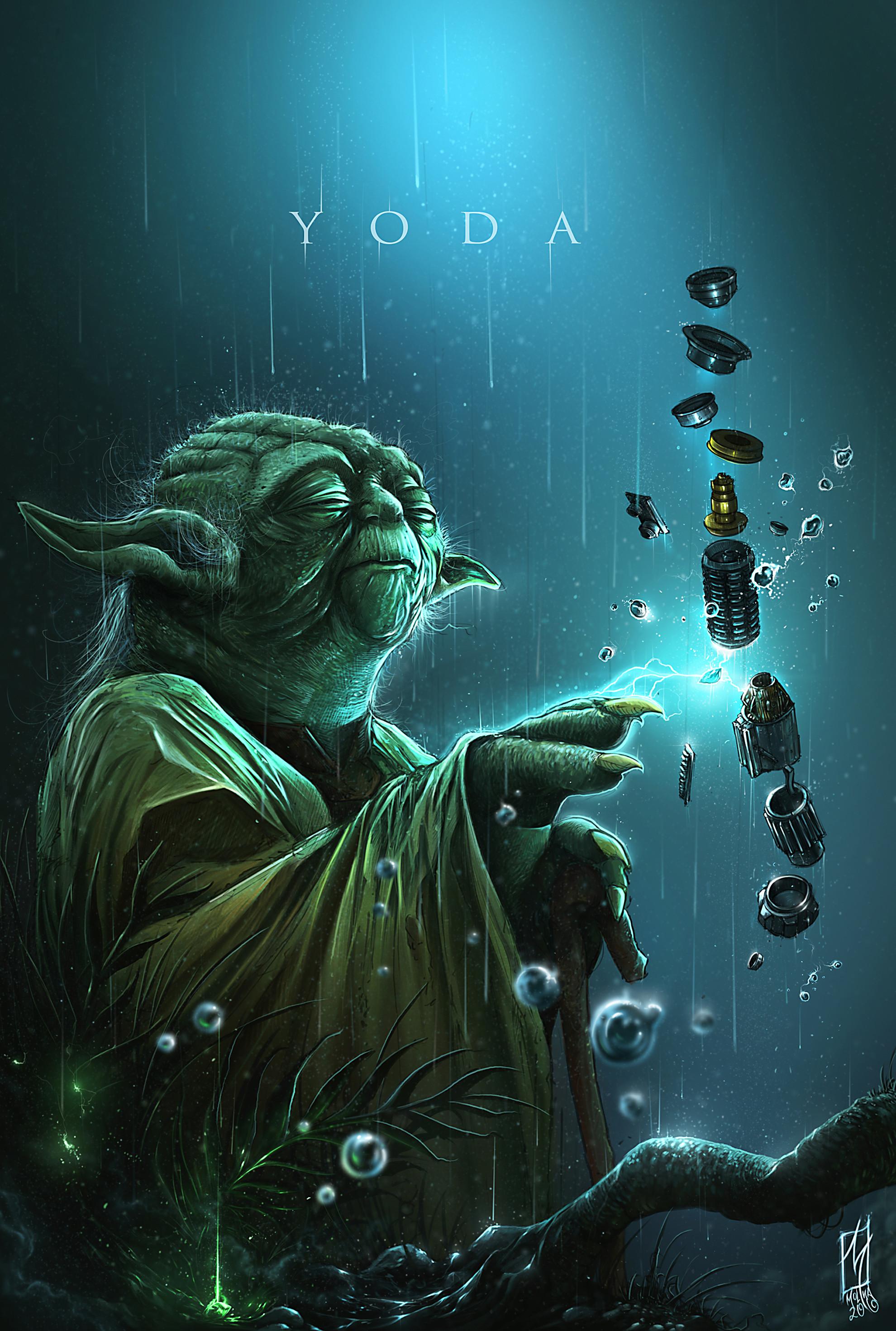 Yoda Constructing