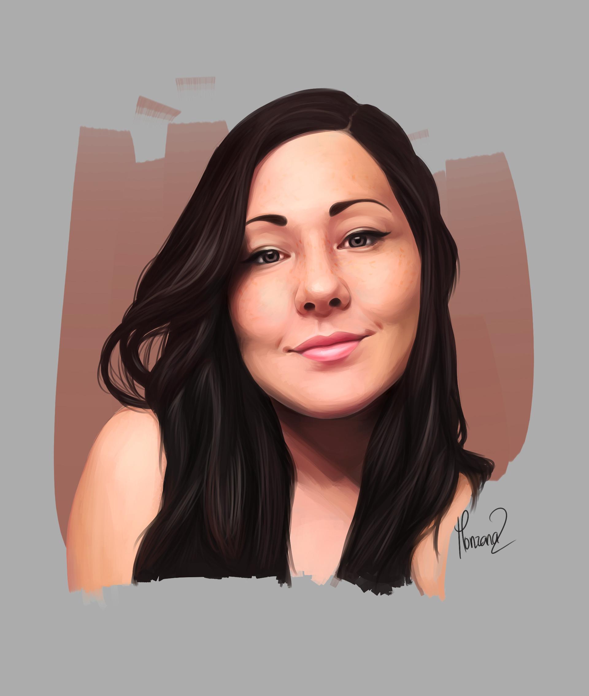 Marta fernandes portrait 10