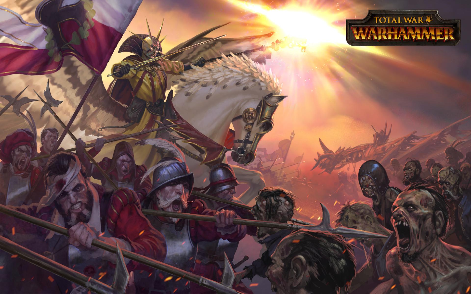 Empire Warhammer Fantasy Artwork