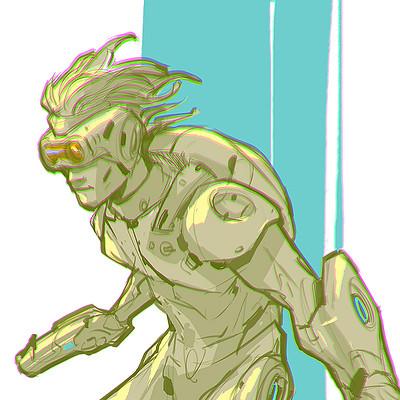 Heri irawan random character 01