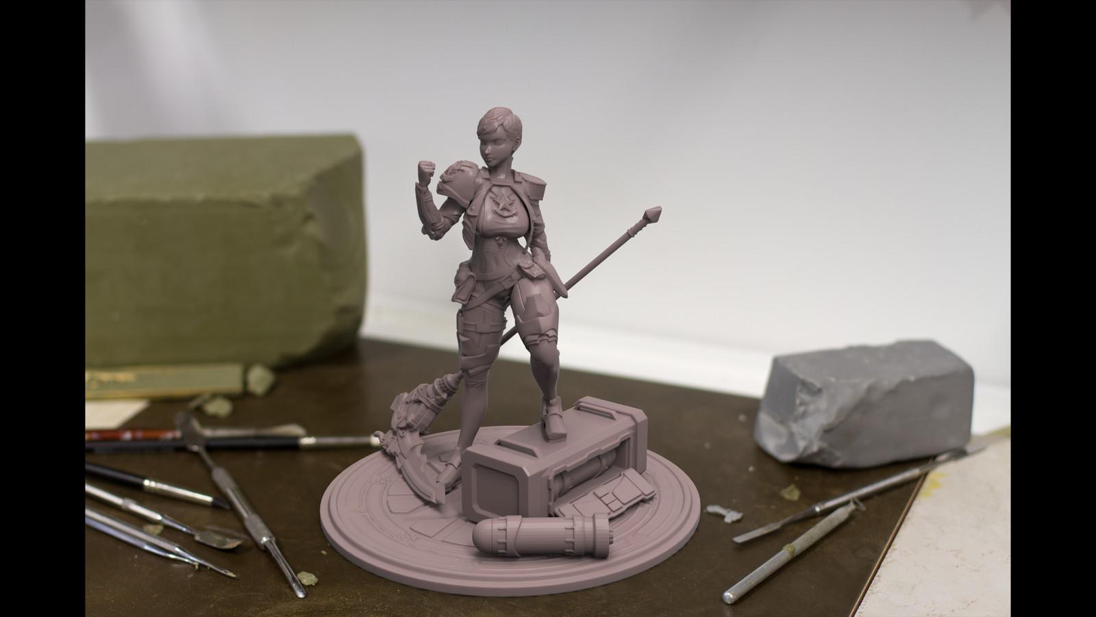 Kat - Republik (Miniature)