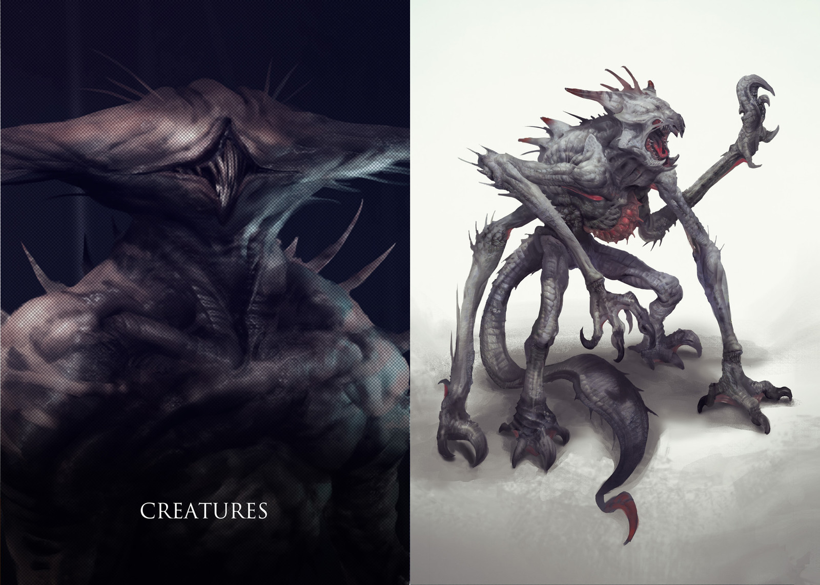 Creature mutations - Project Yggdrasil