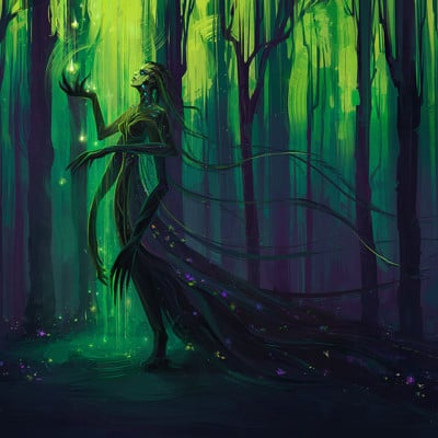 Alena aenami forest1k1