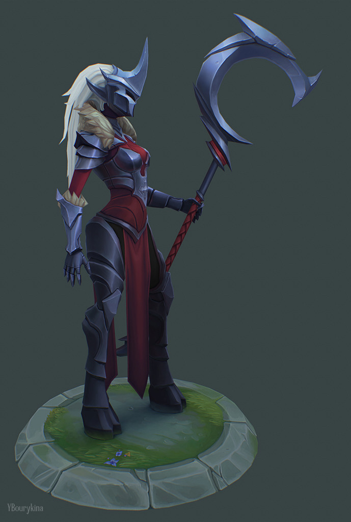 Character Concept Art Riot Artstation