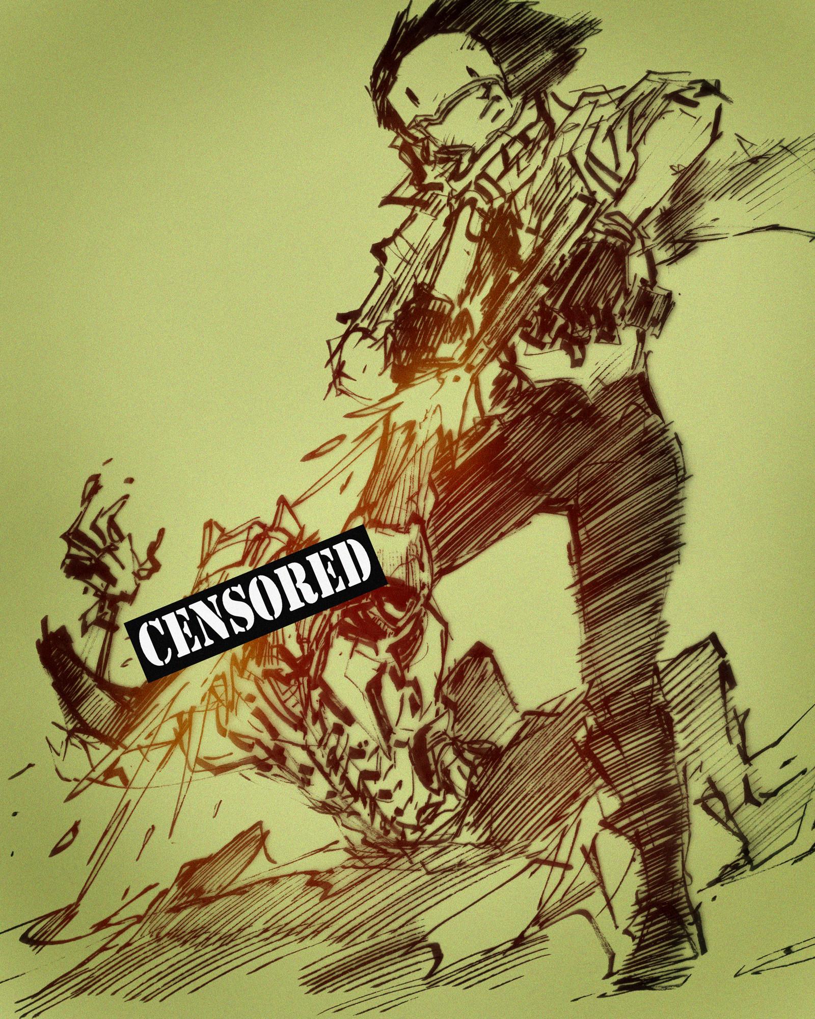 Peter han censored