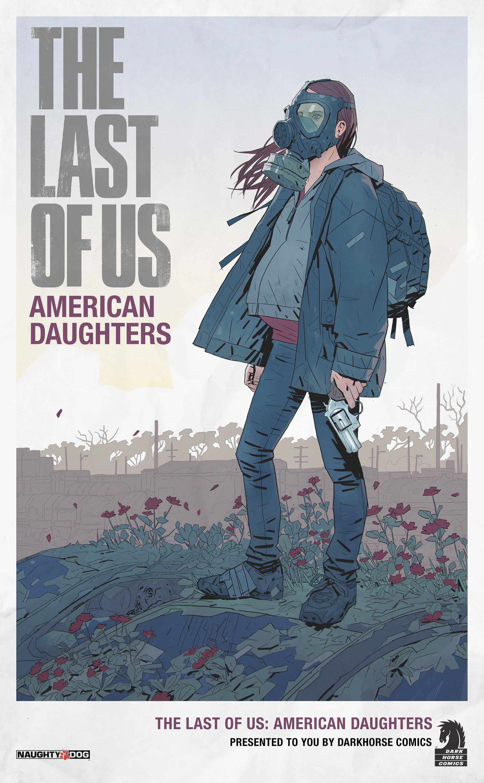Artstation The Last Of Us American Daughters Richard Lyons