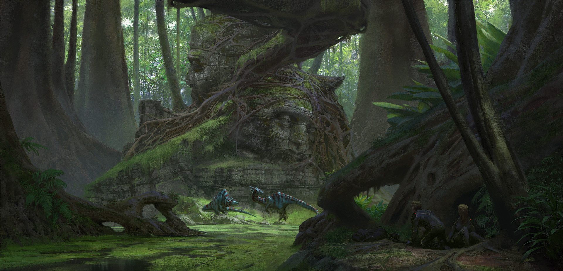 Klaus pillon klauspillon dinojungle final