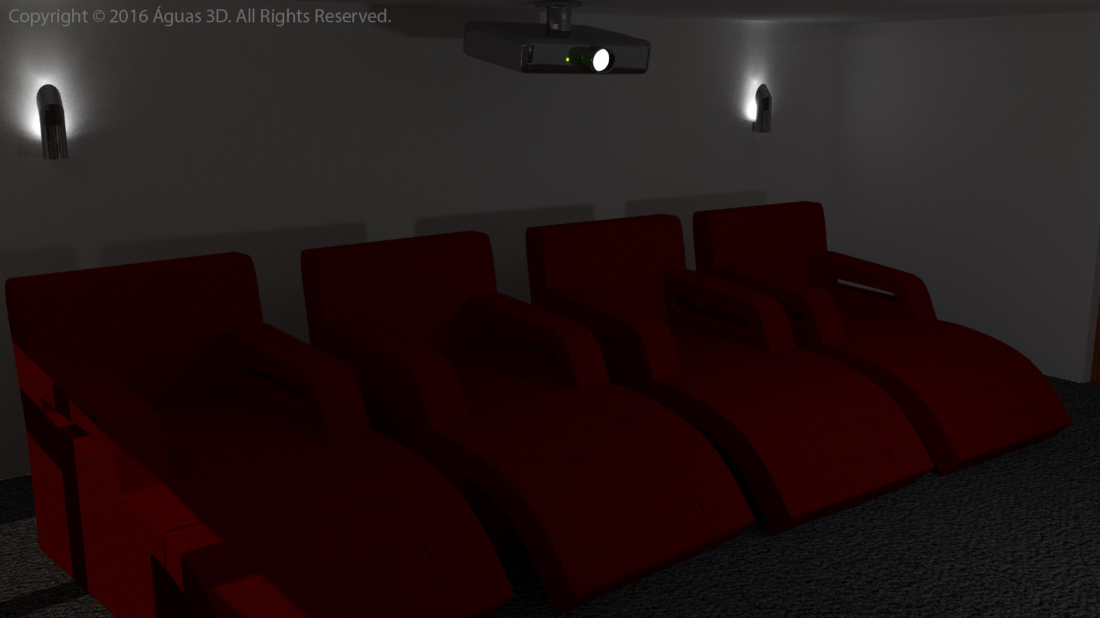 Home Movie Theater 1/2