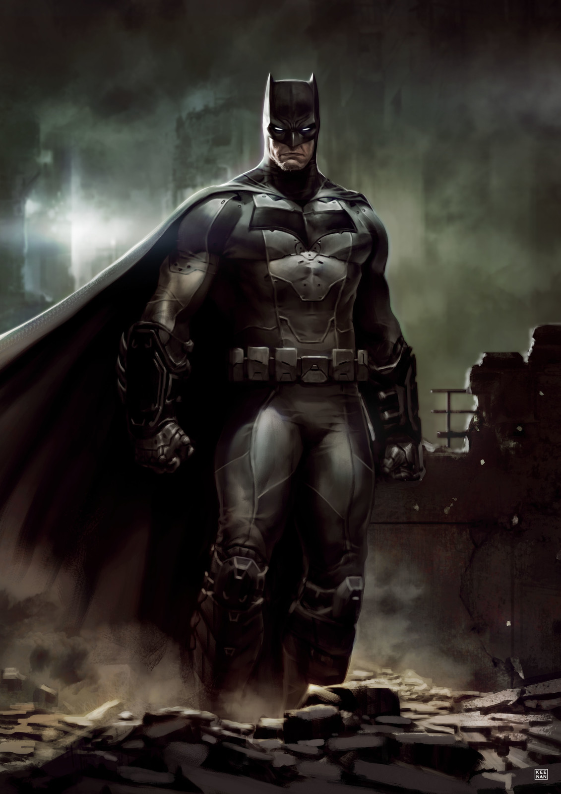 The Dark Knight: Gotham's Doom