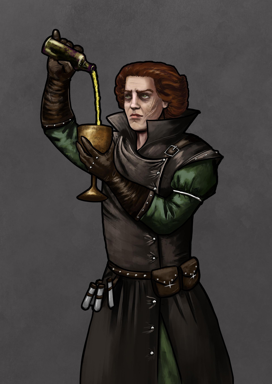 Joanna efenberger alchemist fin