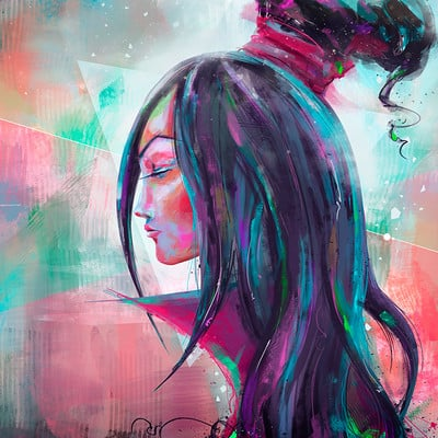 Xavier cuenca color love