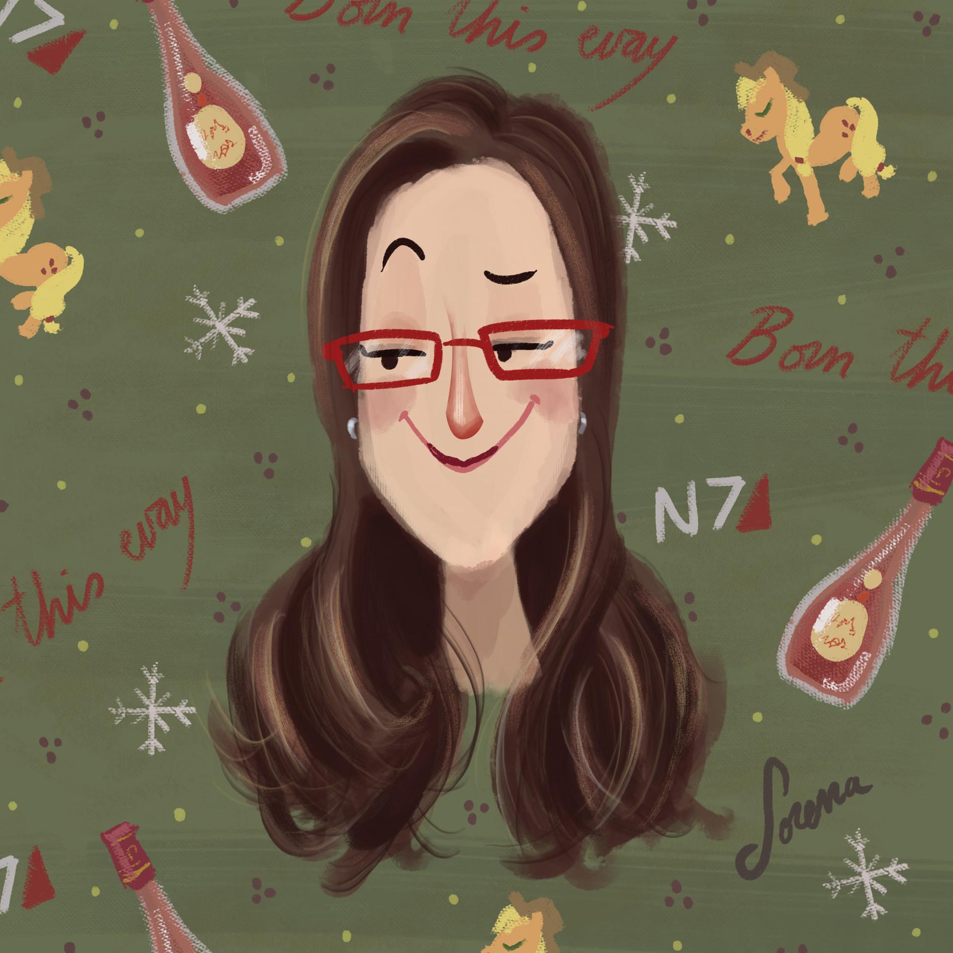 Lorena loguen my mischievous nuria by lorena loguen
