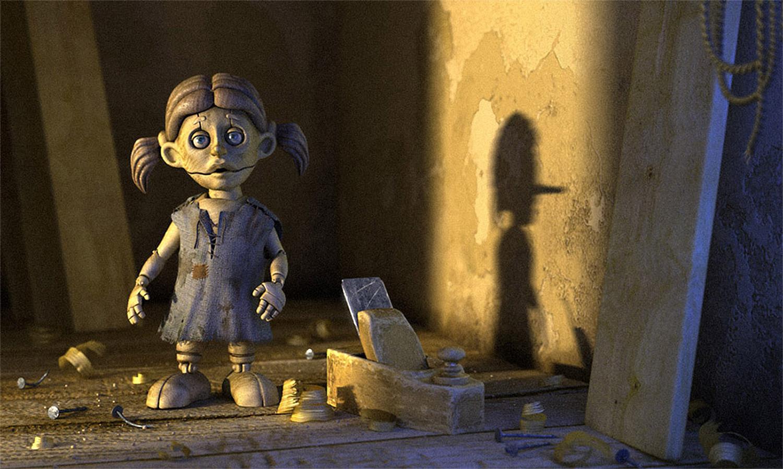 No, I'm not Pinoccio's Sister!