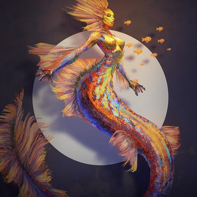 Saad irfan mermaid