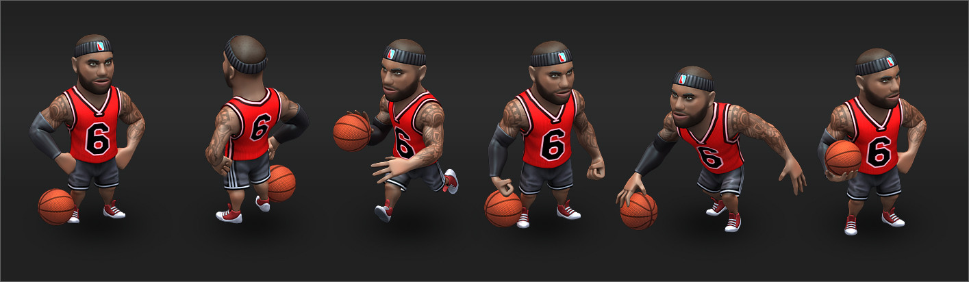 Vladimir voronov lebron james preview 04