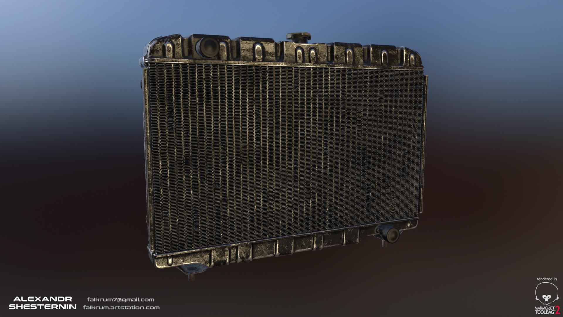 Alexandr shesternin radiator02
