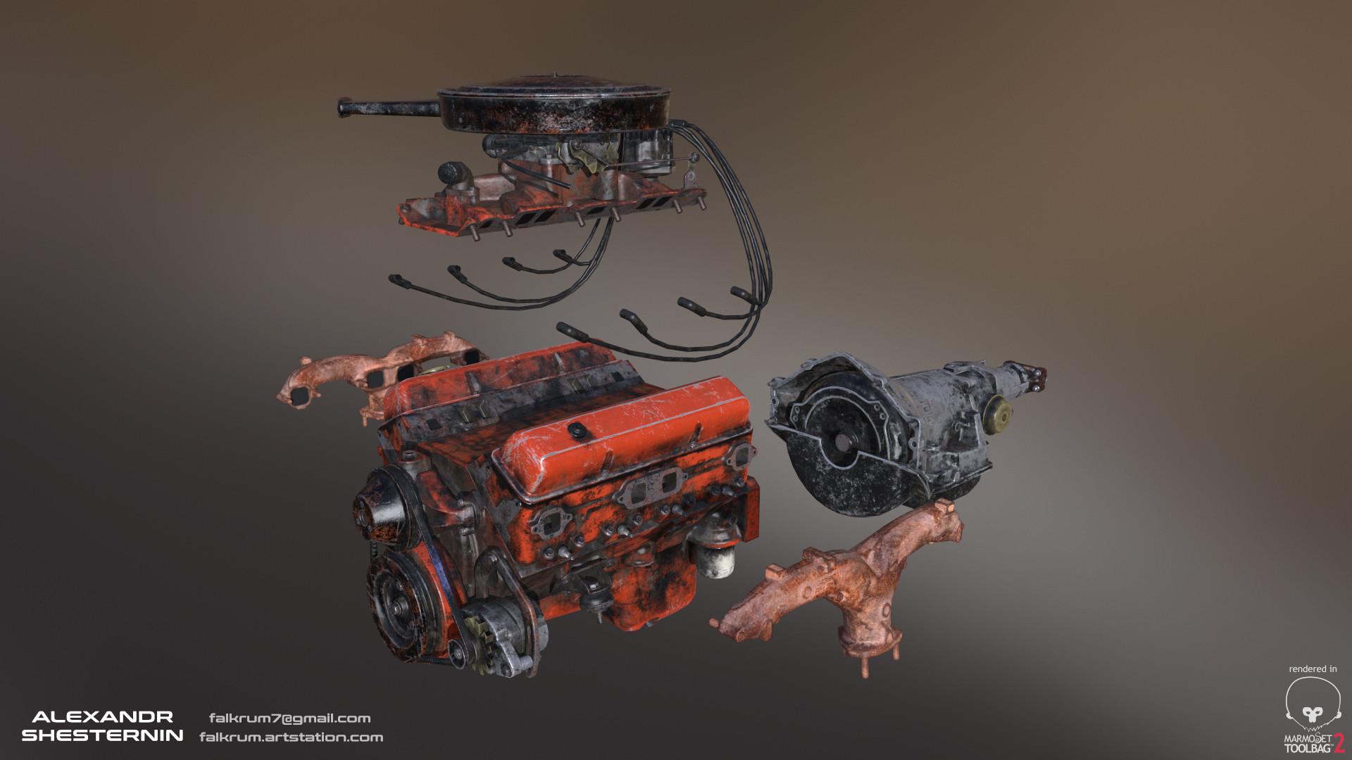Alexandr shesternin engine03