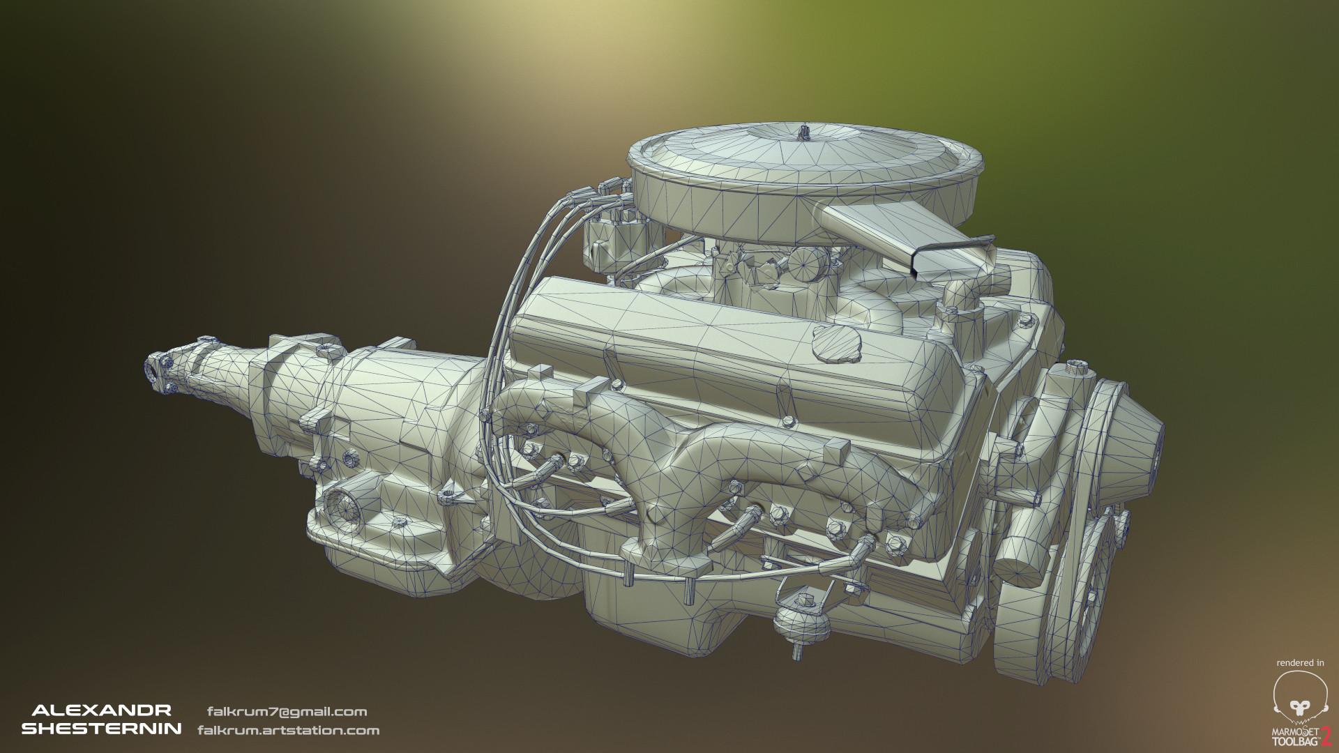 Alexandr shesternin engine05